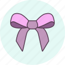 birthday, carnival, event, festive, party, ribbon icon