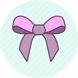 birthday, carnival, event, festive, party, ribbon icon