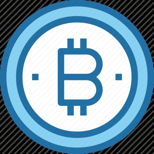 bank, bitcoin, coin, cryptocurrency, money icon