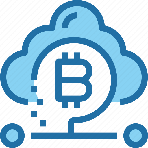 bank, bitcoin, cryptocurrency, data, money, payment icon