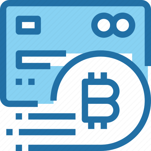 bank, bitcoin, credit card, cryptocurrency, money, payment icon