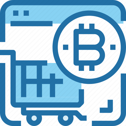 bank, bitcoin, cryptocurrency, money, payment, shopping icon