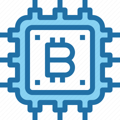 bank, bitcoin, cryptocurrency, hardware, money icon