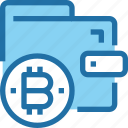 bank, bitcoin, cryptocurrency, money, payment, wallet icon