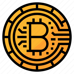 bitcoin, cash, coin, currency, money icon