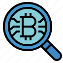 bitcoin, currency, money, research