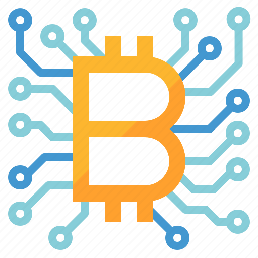 bitcoin, cash, coin, currency, digital, money icon