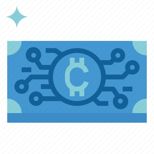 bitcoin, cash, coin, cryptocurrency, currency, money icon