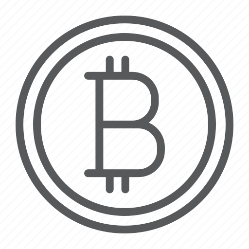 bitcoin, coin, cryptocurrency, currency, digital, finance, money icon