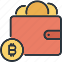 bitcoin, cryptocurrency, digital, finance, money, trade, wallet