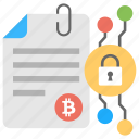 bitcoin paper technology, bitcoin white paper, cryptocurrency white paper, white paper icon