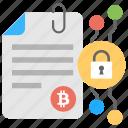 bitcoin paper technology, bitcoin white paper, cryptocurrency white paper, white paper icon