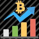 bitcoin analysis, bitcoin chart, bitcoin graph, bitcoin market, bitcoin stock exchange icon