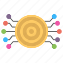 digital currency, alternative currency, alternative cryptocurrency, alternatives to bitcoin, altcoin icon