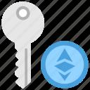 cyber security key, digital cyberspace, digital key, digital security, web login icon