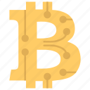 bitcoin logo, bitcoin symbol, cryptocurrency, currency, thai baht icon