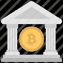 banking on bitcoin, bitcoin and bank, bitcoin crypto bank, bitcoin investment platform, bitcoin with bank account icon