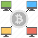 bitcoin live transaction, bitcoin monitoring, bitcoin monitoring websites, bitcoin transfer, monitoring the bitcoin blockchain icon