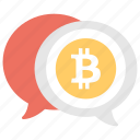 bitcoin chat, bitcoin forum, bitcoin news, cryptocurrency live chat, cryptocurrency trading chat icon