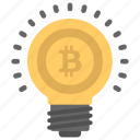 bitcoin innovation, cryptocurrency innovation, currency innovation, financial innovation, innovative payments icon