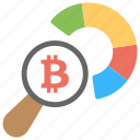 bitcoin data analytics, blockchain analytics, blockchain data analysis, cryptocurrency analysis, cryptocurrency market analysis icon