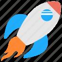 blockchain platform, future of banking, payment network, rocket, stellar lumens, worldwide financial network icon