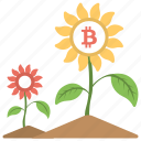 bitcoin farm, bitcoin mining, bitcoin mining farm, bitcoin mining process, cryptocurrency farm icon