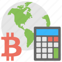 global bitcoin, global bitcoin exchange, global bitcoin investment, global bitcoin investor, global currency digitising icon