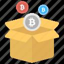bitcoin halving, bitcoins rewarded by blockchain, block reward, block rewards, new bitcoins icon