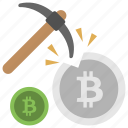 bitcoin mining, bitcoin payments process, bitcoin transaction process, cryptocurrency mining, digital currency transaction icon
