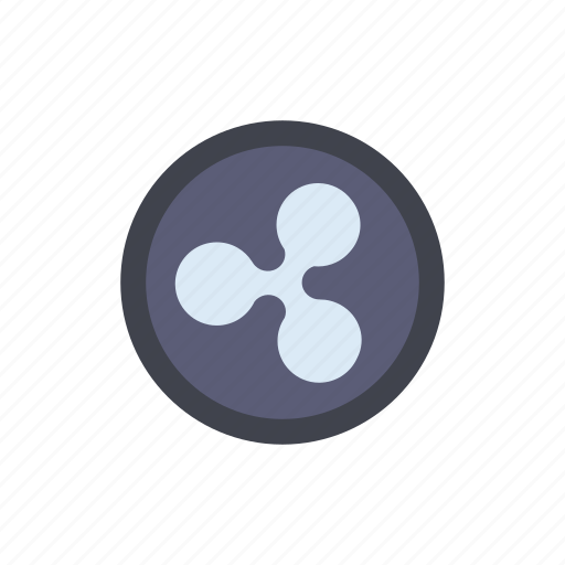 blockchain, coin, crypto, cryptocurrency, payment, protocol, ripple icon