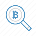 bitcoin, cryptocurrency, search