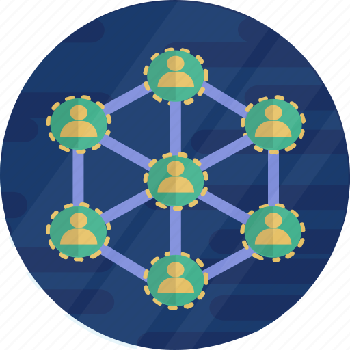 Business, connect, connection, cryptocurrency, network, share, social icon - Download on Iconfinder