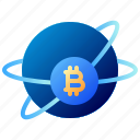 bitcoin, business, cryptocurrency, digital money, electronic cash, global, worldwide