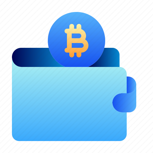 bitcoin, business, coin, cryptocurrency, digital money, electronic cash, wallet icon