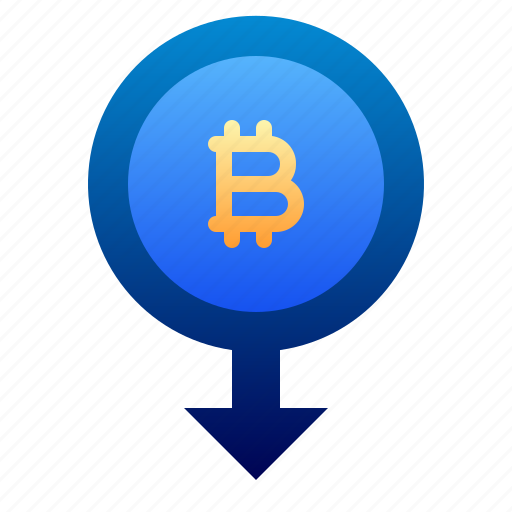 Bitcoin, business, cash out, cryptocurrency, digital money, electronic cash, withdraw icon - Download on Iconfinder