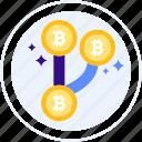 bitcoin, blockchain, crypto, fork