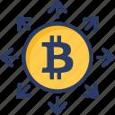 affiliation, bitcoin, decentralization, interchange, irreversible, network, transaction