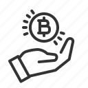 cryptocurrency, bitcoin, broker, miner
