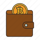 bitcoin, coin, cryptocurrency, wallet