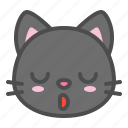 avatar, cat, cute, face, kitten icon