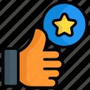 best choice, best, thumb up, star, favorite, love, like