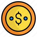 currency, money, dollar, cash, payment, coin, shopping
