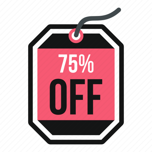 discount, marketing, offer, open, price, sale, tag icon