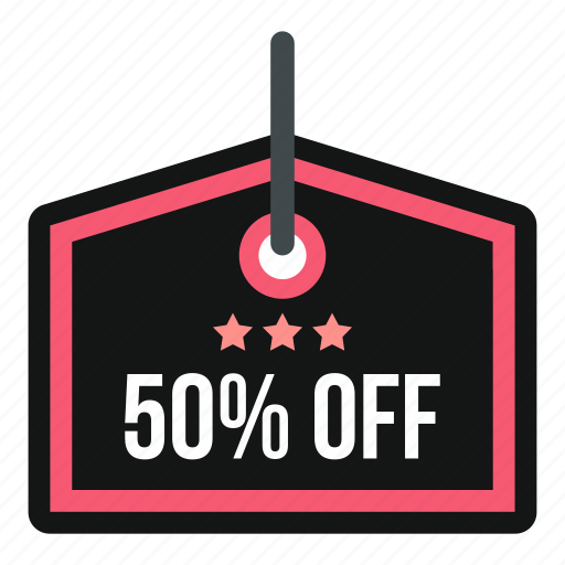 discount, friday, marketing, open, price, sale, tag icon