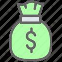 bank, cash, coin, dollar, money, payment