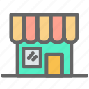 ecommerce, market, payment, shop, shoping, store icon
