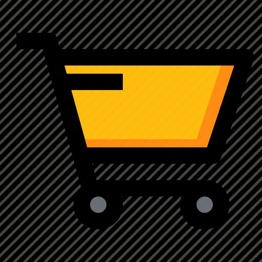 black friday, buy, cart, shopping icon