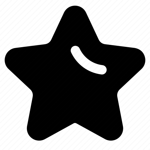 Black, favorite, friday, like, star icon - Download on Iconfinder