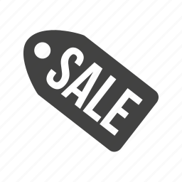 discount, label, offer, sale, sale tag, tag icon